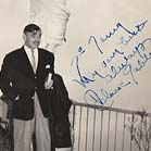 Clark Gable at Caesar Augustus