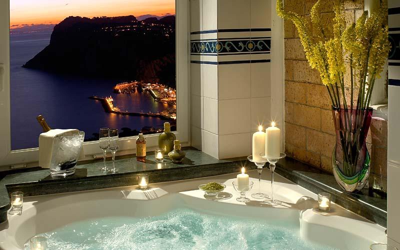 Hotel caesar augustus luxury hotel on capri italy for Hotel design italia