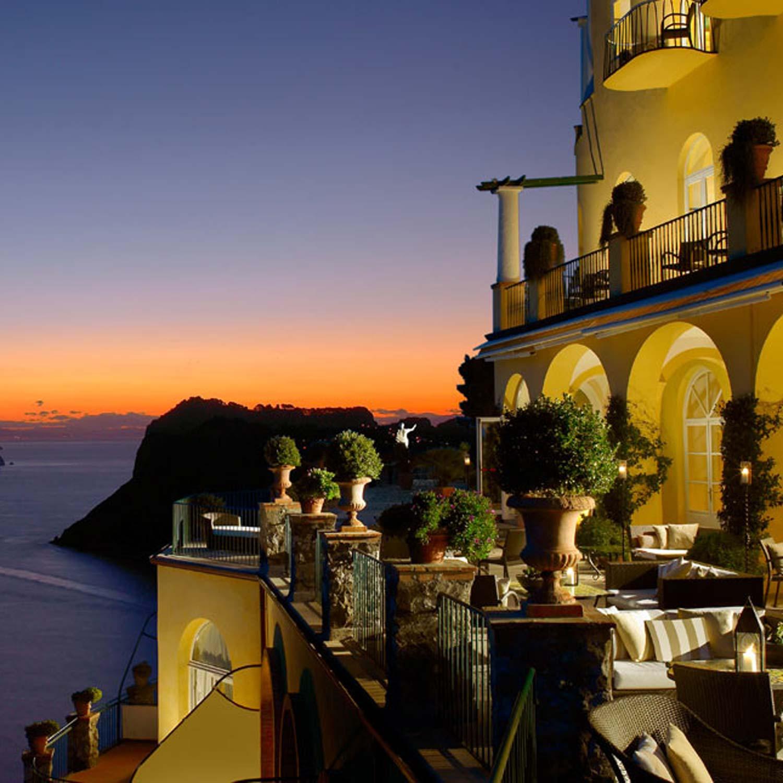 Capri Palace Anacapri Italy hotel caesar augustus - luxury hotel on capri, italy