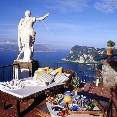 Capri Hotels Five Star